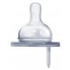 Afbeelding Pura silicone speen 2 stuks medium flow