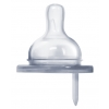 Image Pura silicone nipple 2 per box slow flow