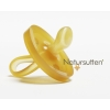 Image Natursutten pacifier Round - ortho - S