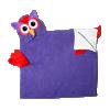 Afbeelding Zoocchini kids badcape - Olive the Owl