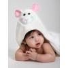Afbeelding Zoocchini baby badcape - Lola the Lamb