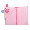 Afbeelding Zoocchini baby badcape - Pinky the Piglet