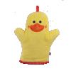 Afbeelding Zoocchini washandje - Puddles the Duck