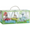Image Sophie the Giraffe set of 3 RolyPoly tumblers