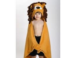Image Zoocchini kids badcape - Leo the Lion