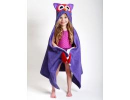 Image Zoocchini kids badcape - Olive the Owl