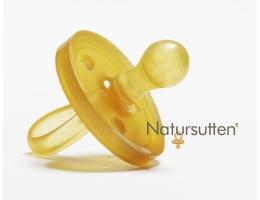 Image Natursutten pacifier Round - round M