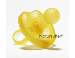 Image Natursutten pacifier Butterfly - round L