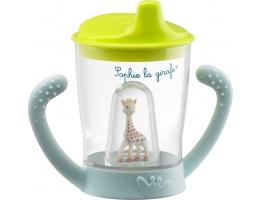 Afbeelding Sophie de Giraf lekvrije beker met mascotte