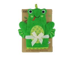 Image Zoocchini bath mitt - Flippy the Frog