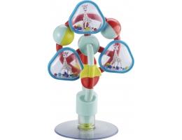 Afbeelding Zuignap met speeltjes van Sophie de giraf