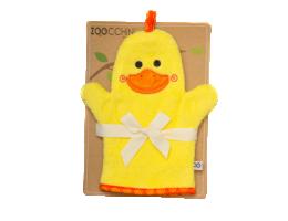 Image Zoocchini bath mitt - Puddles the Duck