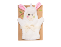 Image Zoocchini bath mitt - Lola the Lamb