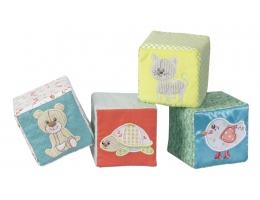 Image Sophie la Girafe early learning cubes