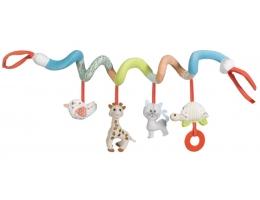 Afbeelding Sophie de Giraf activiteiten spiraal