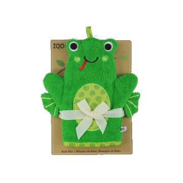Afbeelding Zoocchini washandje - Flippy the Frog