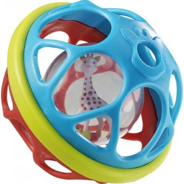 Afbeelding Sophie de Giraf rammel speelbal
