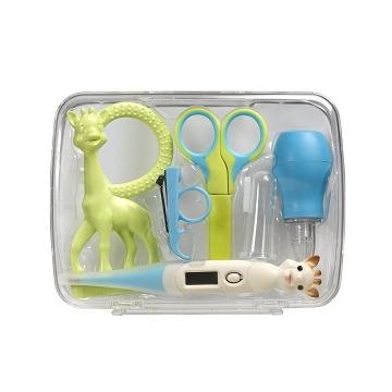 Image Sophie de giraf verzorgingskoffer!